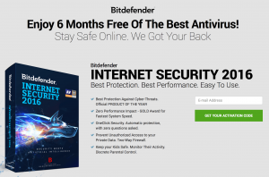 Антивирус Bitdefender Internet Security (BIS) 2016