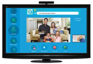 Microsoft прекратит поддерживать Skype на телевизорах