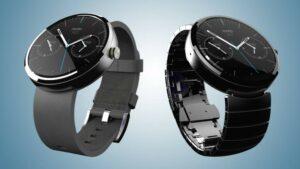 В России стартовали продажи часов Motorola Moto 360