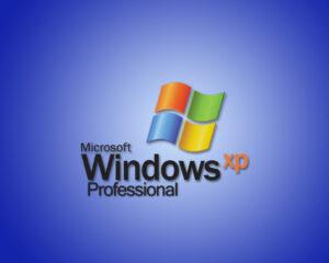Windows XP остаётся в списке самых популярных ОС