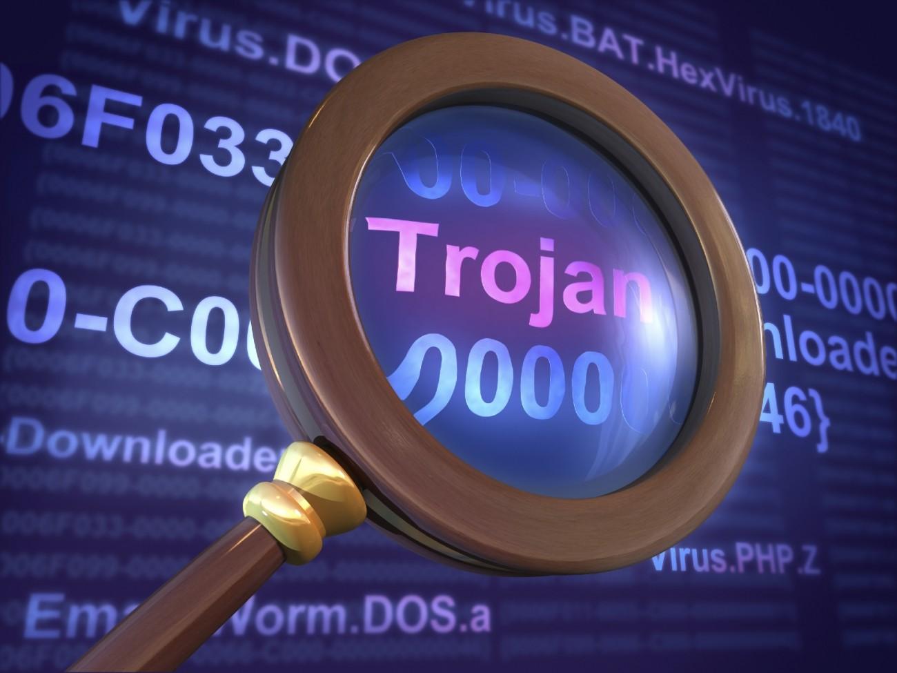 Как сделать троян который ворует пароли