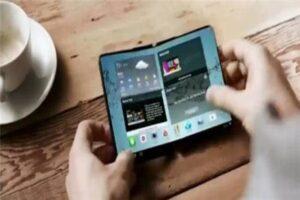 Складной смартфон-планшет Samsung появится в 2017 году