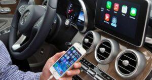 Временные умные ключи для автомобилей запатентовала Apple