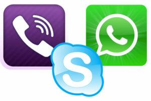 Минкомсвязи хочет запретить звонки с Viber и Skype