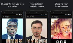 В видео трансляциях Facebook появятся маски MSQRD