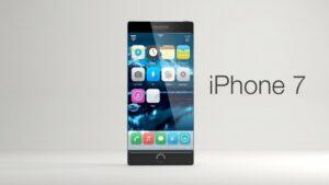 iPhone 7 возможно оснастят необычной кнопкой