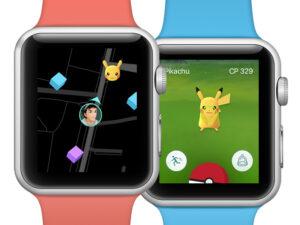 Pokemon GO и Apple Watch