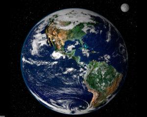 Юбилейная дата: первой фотографии нашей планеты исполнилось 70 лет