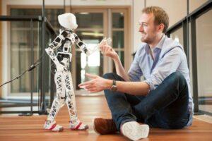 Учёные создали роботов, двигающихся под воздействием света