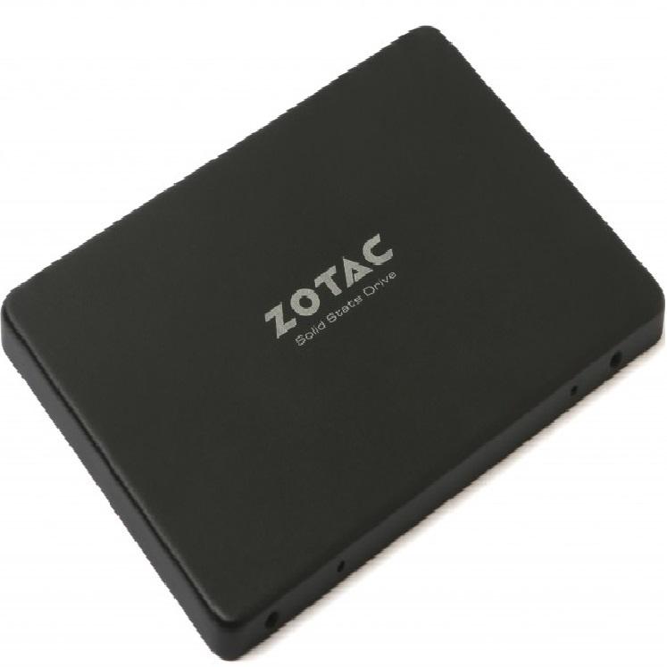 Zotac представила SSD с фантастической скоростью обмена данными