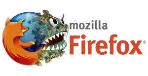 Опасный вирус можно загрузить с обновлениями браузера Firefox