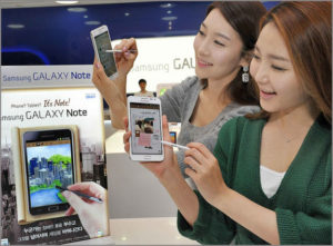 Samsung анонсировал новый софт для смартфона Galaxy Note 7