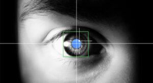 Китайская корпорация разработала смартфон, управляемый глазами