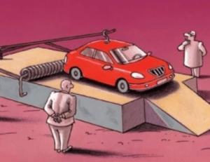 Ученые нашли способ обмануть автономный автомобиль