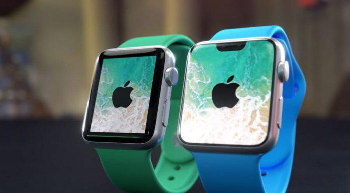 Аpple Watch 4 будет иметь безрамочный дисплей