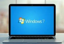 Microsoft устанавливает чёрные обои для Windows 7