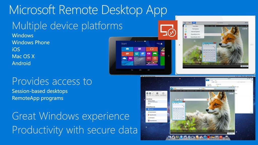 Microsoft Remote Desktop для Windows обновлён новыми полезными функциями