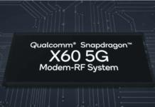 Qualcomm представляет Snapdragon X60, первый в мире 5-нм модем 5G с поддержкой скорости загрузки 7,5 Гбит / с