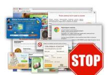 Всплывает реклама в браузере, как удалить