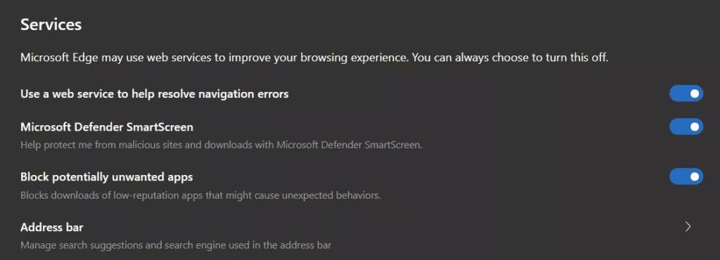 """Новая функция Edge заблокирует загрузку """"приложений с низкой репутацией"""""""