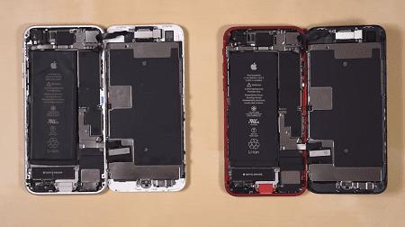 iFixit разбирает iPhone SE 2020 и находит много хорошего и некоторые неприятности