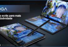 Предстоящий ноутбук Lenovo с двумя экранами просочился онлайн (видео)