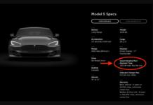 Новые модели Tesla S и X теперь поддерживают наддув 250 кВт
