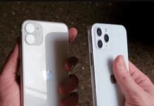 Apple iPhone 12 dummy предлагает практическое впечатление от нового дизайна Apple
