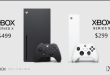 Сравнение технических характеристик Xbox Series X и Xbox Series S