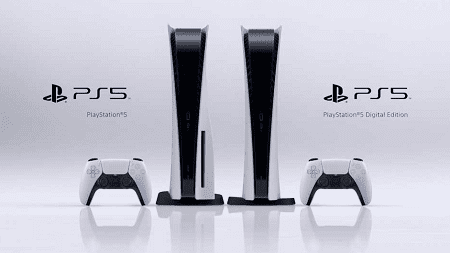 Цена PS5 составляет $499/£449, $399/£359 за версию без дисковода
