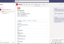 Microsoft анонсирует приложение Salesforce и интеграцию с Microsoft Teams