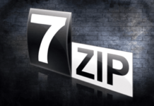 Архиватор 7zip для Windows