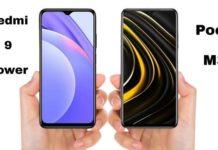 Сравнение смартфонов Poco M3 и Redmi 9T