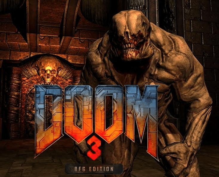 Doom 3 VR